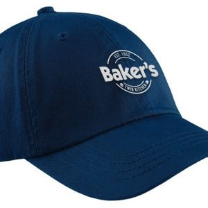 Baker's Navy Dad Hat