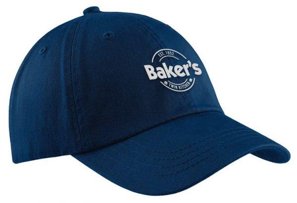 Baker's Navy Dad Hat