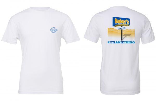 Baker's Views T-Shirt