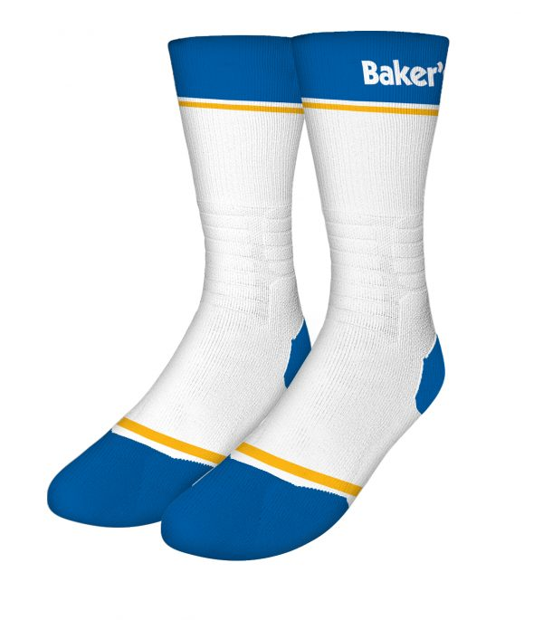 Baker's Burger/Taco Tube Socks